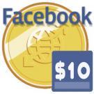Facebook Credits 100